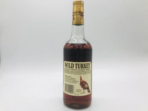 ウィスキー ブランデーのワイルドターキー