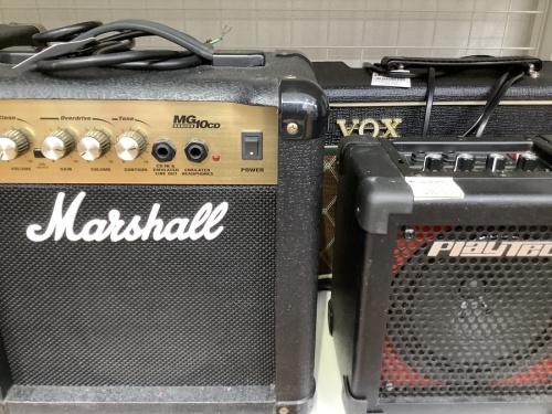 アンプ 買取 中古のエレキギター 中古