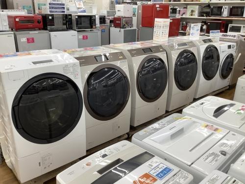 Panasonic 中古のドラム式洗濯乾燥機 中古