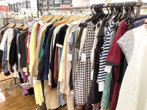 夏物衣類 中古の夏物衣類 セール 中古