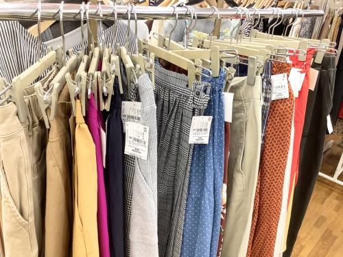 夏物衣類 セール 中古のリネン 強化買取
