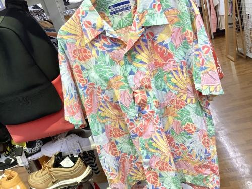 アロハシャツ 中古の夏物衣類 セール 中古