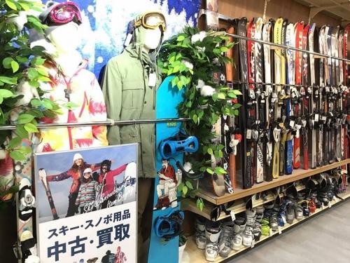 幕張 スキー スノーボードの船橋 スキー スノーボード