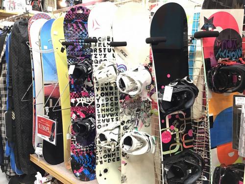 スノーボードの幕張 スノーボード