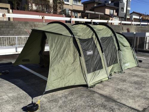 幕張 キャンプ用品