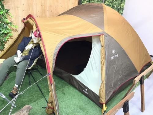幕張 キャンプ用品のスノーピーク製品の良さをスタッフが本気で考えてみた