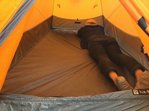 ニーモの幕張 キャンプ用品