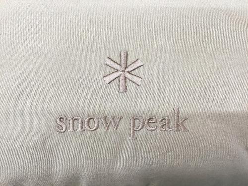 スノーピークの習志野 キャンプ用品