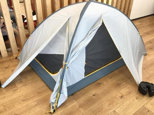 キャンプ用品のテンマクデザイン