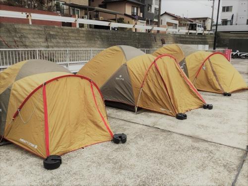 キャンプ用品のスノーピーク