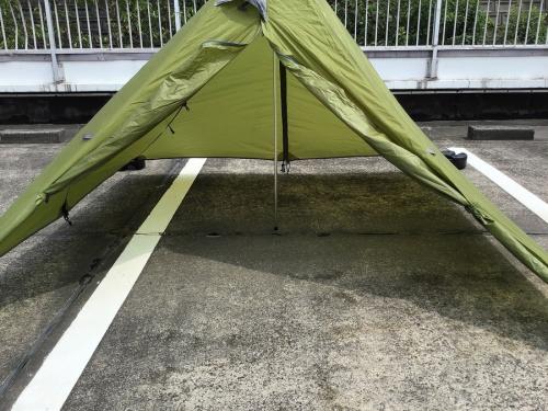 テンマクデザインの習志野 キャンプ用品