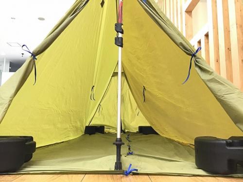 ファイントラックの習志野 キャンプ用品