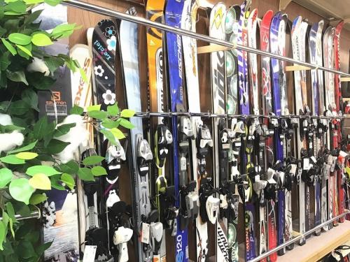 スキーの幕張 スノーボード