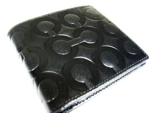 size 40 6d0af a7ae9 COACH(コーチ) オプアートの2つ折り財布が買取入荷しました ...