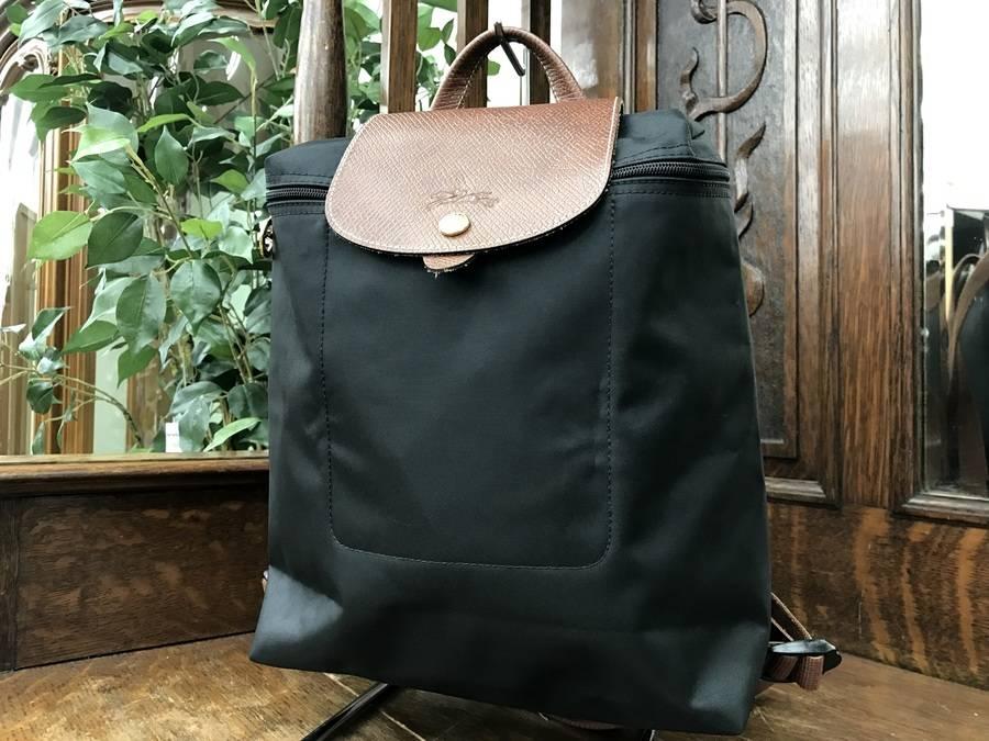 91290f34c48d ブランド・ラグジュアリーのバッグ 『LONGCHAMP(ロンシャン)』のリュックをご紹介いたします!!