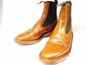 TRICKER'Sのブーツ