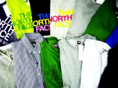 THE NORTH FACEの横浜鶴見ファッション