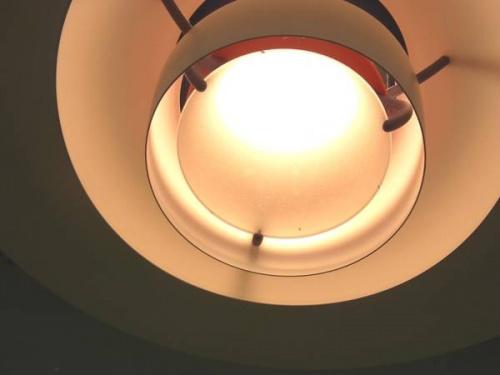 照明のインテリア