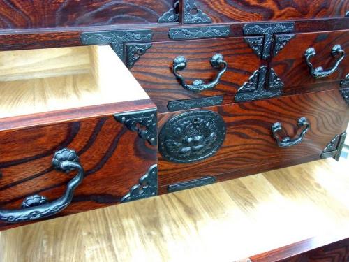 和家具・時代家具の岩谷堂箪笥