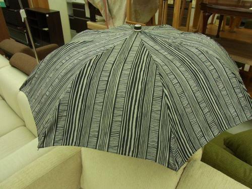 生活雑貨の折りたたみ傘
