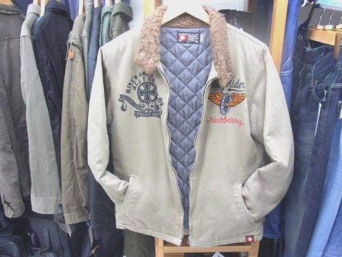 ジャケットのREAL McCOY