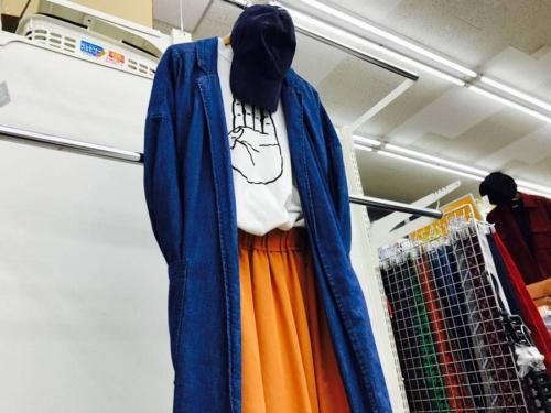 レディースファッションの鶴見