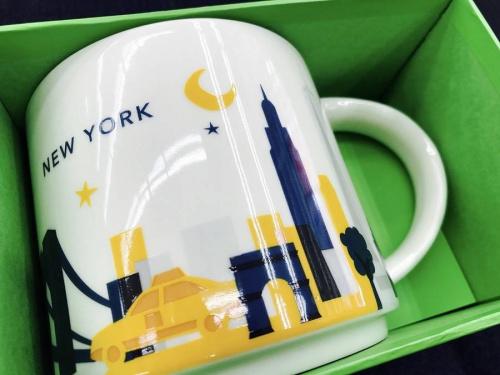 STARBUCKS のコーヒーカップ