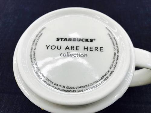コーヒーカップの鶴見
