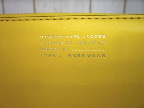 財布のマークジェイコブス(MARC BY MARC JACOBS)