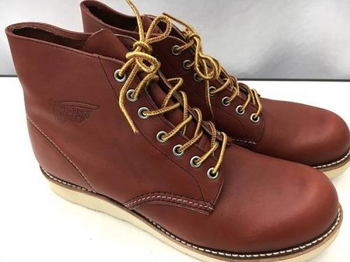 ブーツのレッドウィング