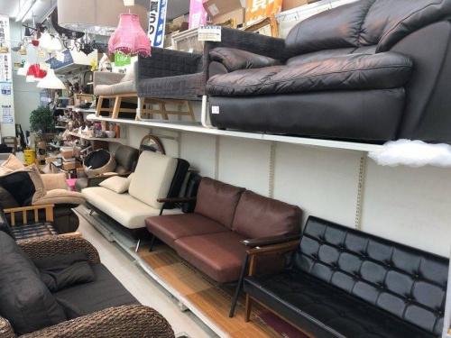 カリモクの横浜 中古家具