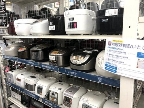 スチームオーブンの横浜 中古家電