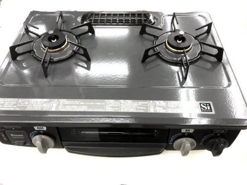 調理家電のガステーブル