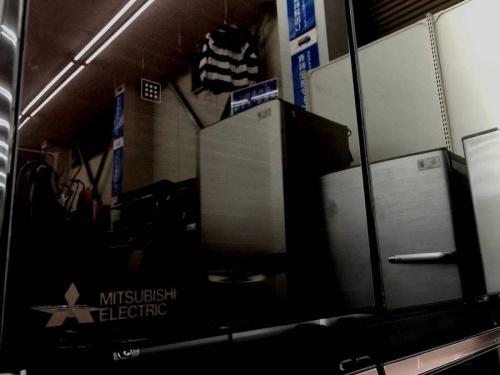 MITSUBISHIの横浜 中古 冷蔵庫