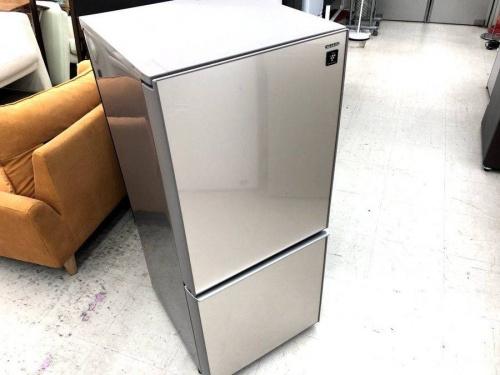 横浜 中古 冷蔵庫のシャープ