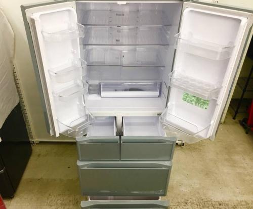 横浜 中古 冷蔵庫のヒタチ