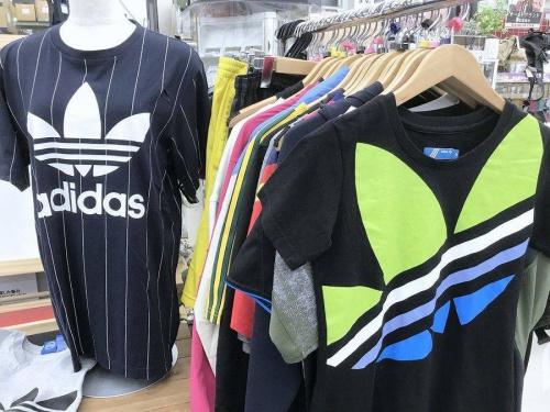 ナイキの横浜 中古洋服