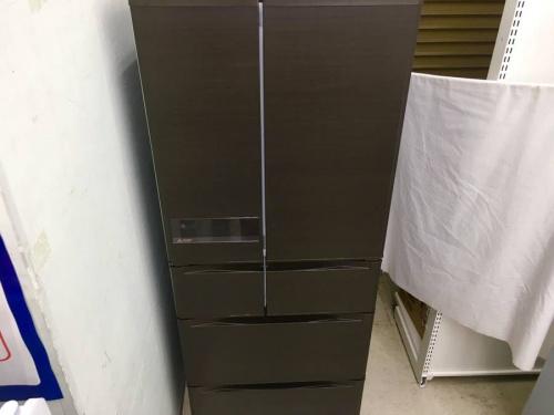三菱の横浜 中古 冷蔵庫