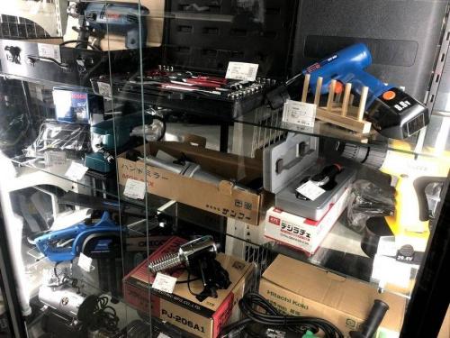 マックスの横浜 中古工具