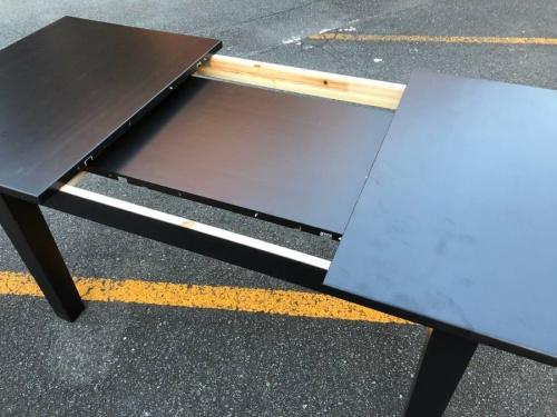 テーブルのエクステンション式