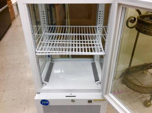 4面ガラス冷蔵ショーケースのジェーシーエム