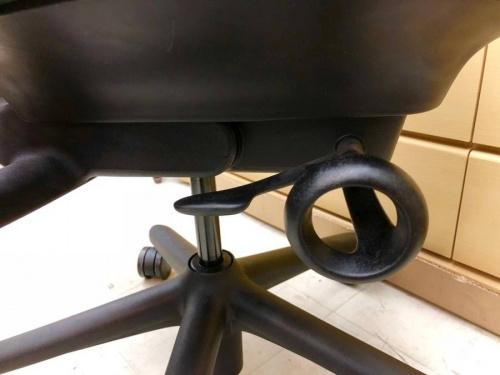 オフィスチェアのハーマンミラー