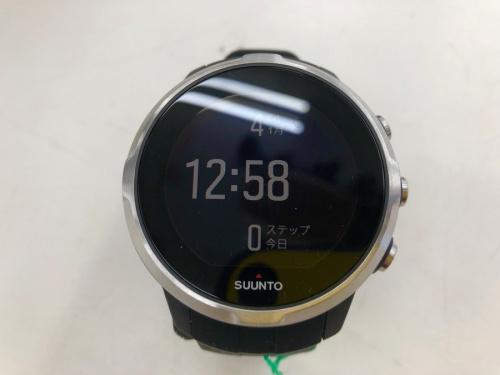 腕時計のGPSウォッチ