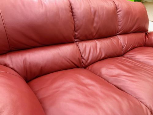 生活家具の3人掛けソファー