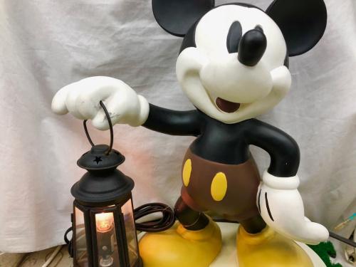 照明のランタンタンプ