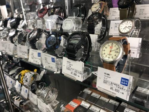 横浜川崎腕時計中古情報の川崎 青葉 世田谷 鶴見 横浜 プロトレック 中古