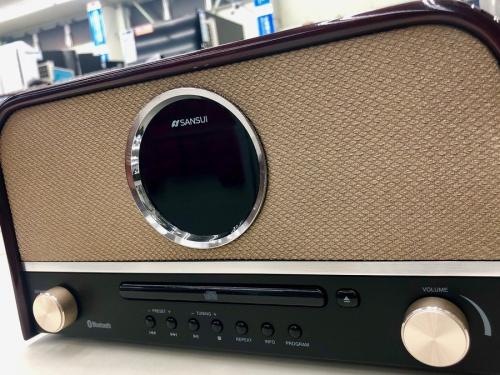 デジタル家電のオーディオ機器