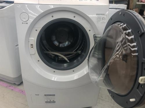 洗濯機のシャープ