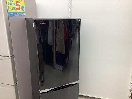 東芝の2ドア冷蔵庫