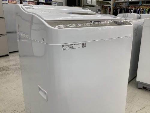 SHARPの洗濯乾燥機